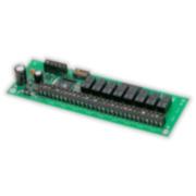FOC-418 | Tarjeta Syncro de 8 salidas de rele programables