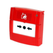 FOC-578 | Analogue Addressable Manual Call Point with Short-Circuit Isolator