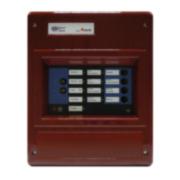 FOC-61 | Central de detección de incendios convencional microprocesada de 4 zonas
