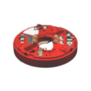 FOC-682 | Mounting base with short circuit insulator fully compatible with the ESP range of Hochiki sensors