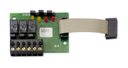 NOTIFIER-523   3-relay card for smart3 GC and smart3nc detectors