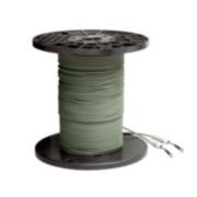 OPTEX-109 | Rollo de 160 metros de cable de detección pre-terminado para cubrir un bucle de 75 metros. Conectores ST pre-ajustados.  Lazos de nylon resistentes a los rayos UV y filtros.