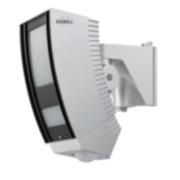 OPTEX-82   Detector PIR exterior serie Redwall-V 100 x 3 metros con zona inferior independiente de 6 x 9 metros con avanzado algoritmo detección