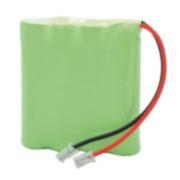 PAR-157 | 4x NI-MH battery  pack (4,8V 4*AA, 1200mAh) for PAR-40N