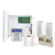 PAR-271   Kit Optex Paradox compuesto por: 1x Central PAR-7 (PCBMG5050) híbrida de 5 zonas (10 con ATZ), ampliables a 32. Receptor vía radio 868 MHz. 1x Caja metalica grande PAR-116 con transformador 2,2 Amp y capacidad para batería de 7,2Ah. 1x Teclado LCD PAR-6N (K32LCD+) de 2 particiones. 2x detectores de exterior de visión lateral para vía radio de doble PIR OPTEX-118 (BXS-R-W). 2x portapilas OPTEX-42 (RBB-01). 2x magnéticos vía radio de 2 zonas PAR-41 (DCTXP2). 6x pilas de litio de 3V/1500mAh NAP-84 (CR123A).