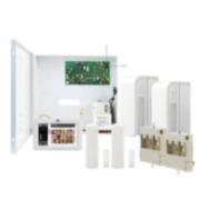 PAR-276   Kit Optex Paradox compuesto por: 1x Central PAR-7 (PCBMG5050) híbrida de 5 zonas (10 con ATZ), ampliables a 32