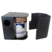 PROT-39 | Proactive smoke canister housing PROT-36 (BHB001), PROT-37 (BHR001) and PROT-38 (BHI001)