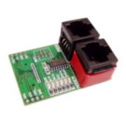 QAR-368 | Conjunto de PCB, cable LX -DATA y dos cables LX - PROG para programación del QAR-366.