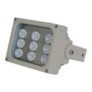 SAM-2573 | Foco de iluminación mediante luz blanca, 80 metros, 45° de apertura