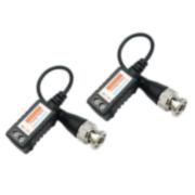SAM-4369 | Video balun passivo da 1 canale HDCVI, HDTVI, AHD, CVBS.