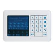 VISONIC-12 | Tastiera radio bidirezionale PowerG con testi in spagnolo.
