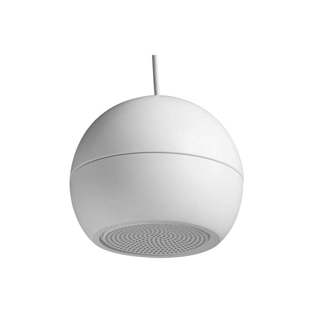 INTEVIO-23 | Altavoz esférico de 16 vatios EN 54, ABS