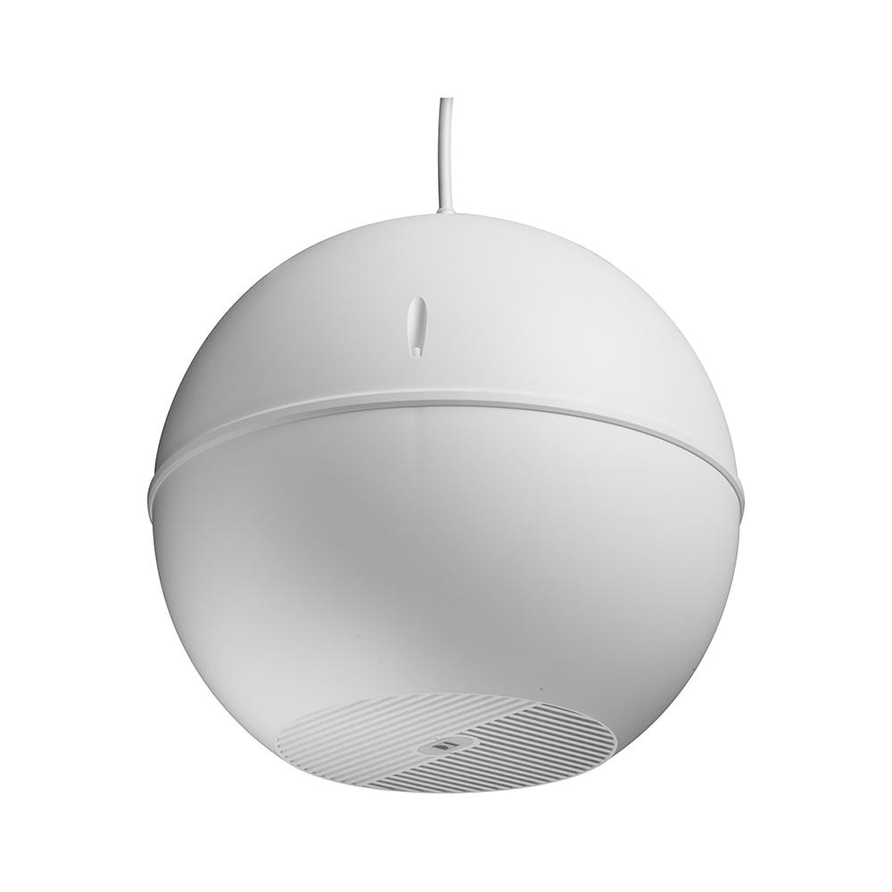 INTEVIO-24 | Altavoz suspendido esférico 20W - DL-K 20-165/T-EN54