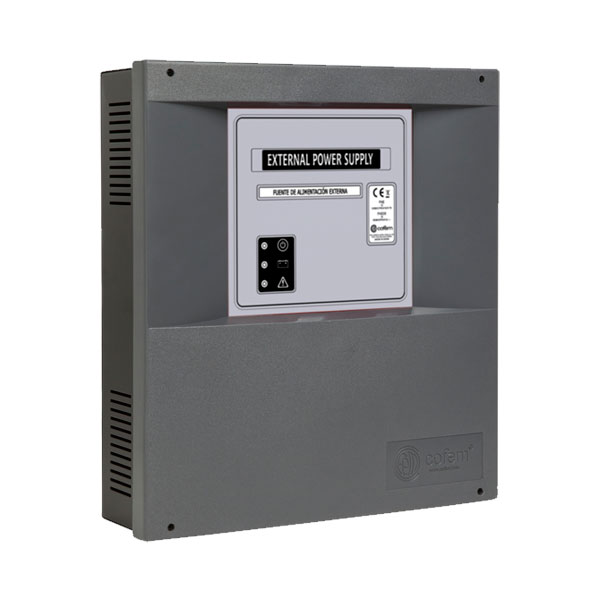COFEM-22 | Fuente de alimentación externa Zafir de 150W con cargador de baterías incorporado