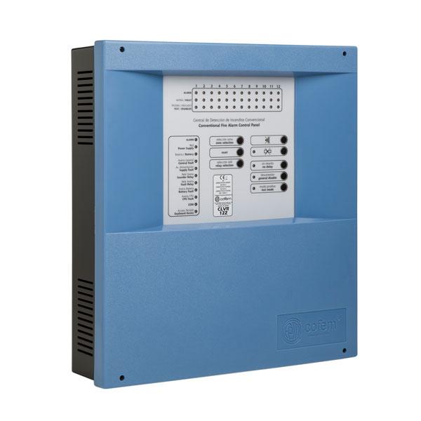 COFEM-31 | Central automática convencional de 12 zonas de detección y alarma de incendios