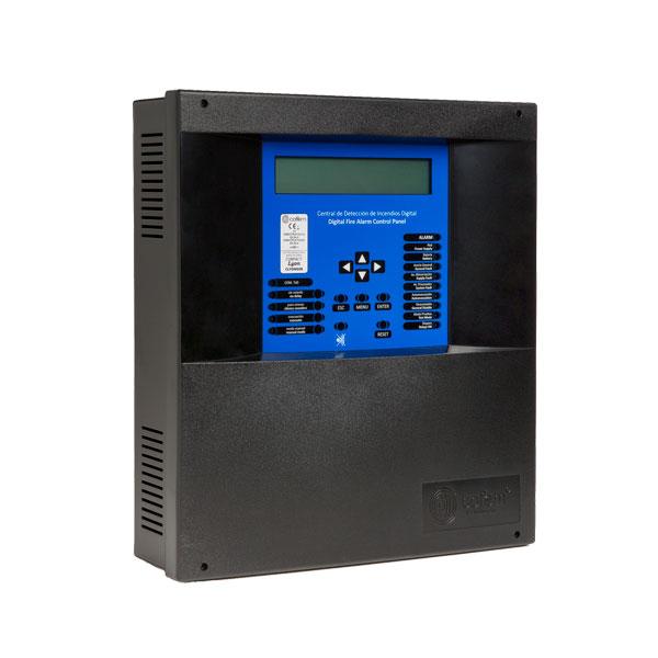 COFEM-5 | Central compacta de incendios algorítmica-direccionable Compact Lyon de COFEM de 1 bucle