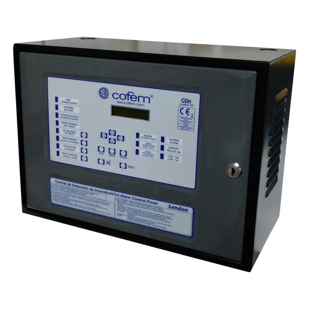 COFEM-58 | Central repetidora para central LONDON de COFEM