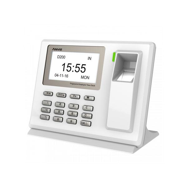 CONAC-800   Terminal de control horario para pequeñas y medianas empresas.