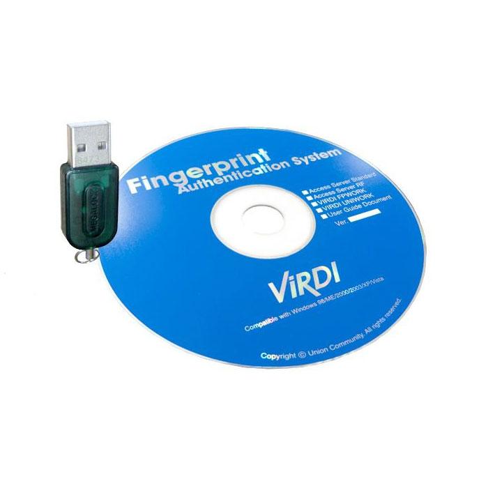 CONAC-805 | Software UNIWORK ViRDI