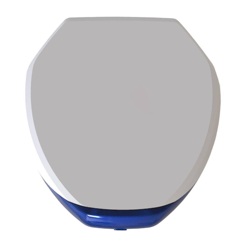CQR-21 | Cubierta de sirena con piloto azul para complementar la base de sirena CQR-19