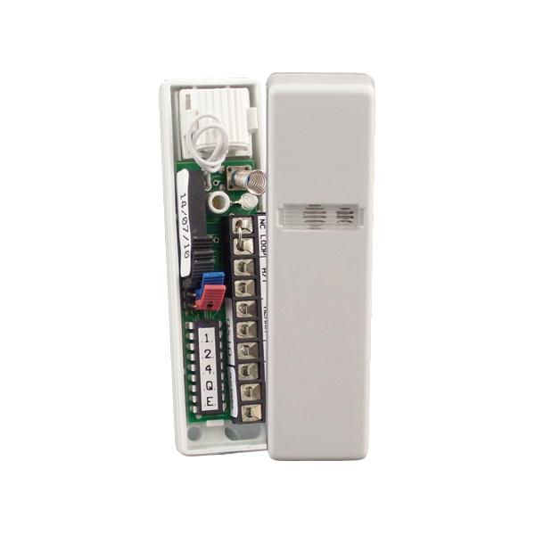 CQR-7 | Sensor de golpes e inercial con analizador