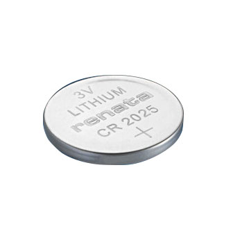 CROW-251 | CR2025 lithium button battery 3V.