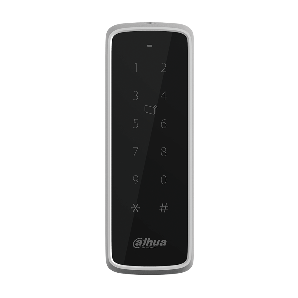 DAHUA-1790 | RFID EM-ID (125KHz) reader for access control with keyboard