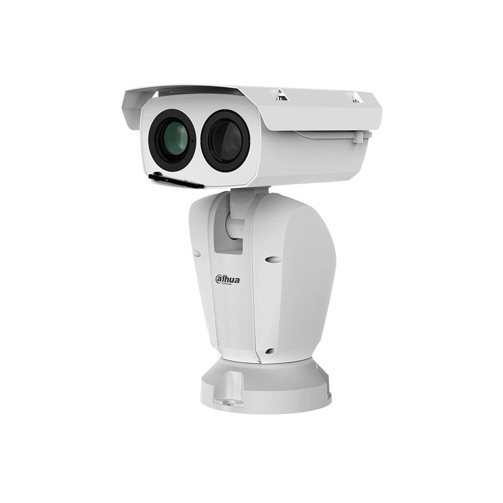 DAHUA-1850 | Motorized thermal camera + visible Dahua 160 ° / sec. with 150m IR lighting for outdoors