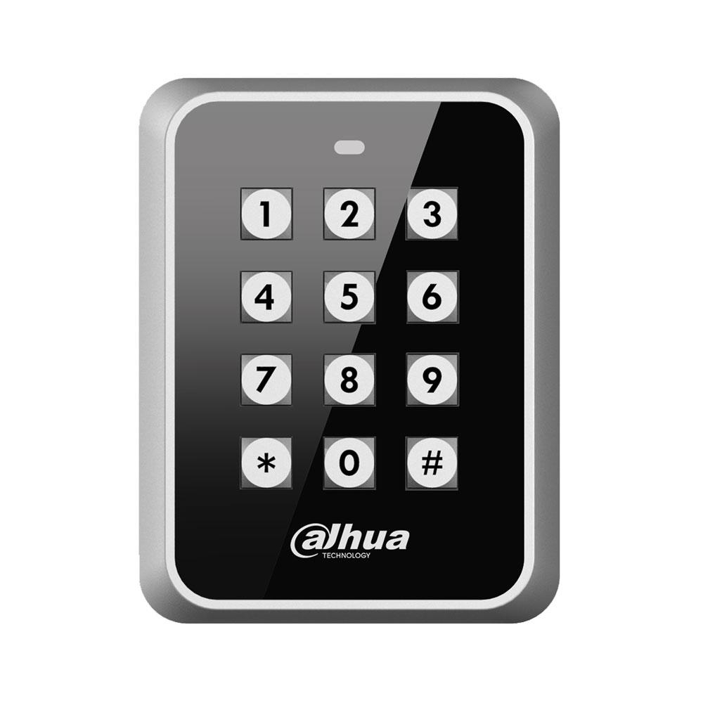 DAHUA-1967 | Lector RFID EM 125KHz de control de accesos con teclado