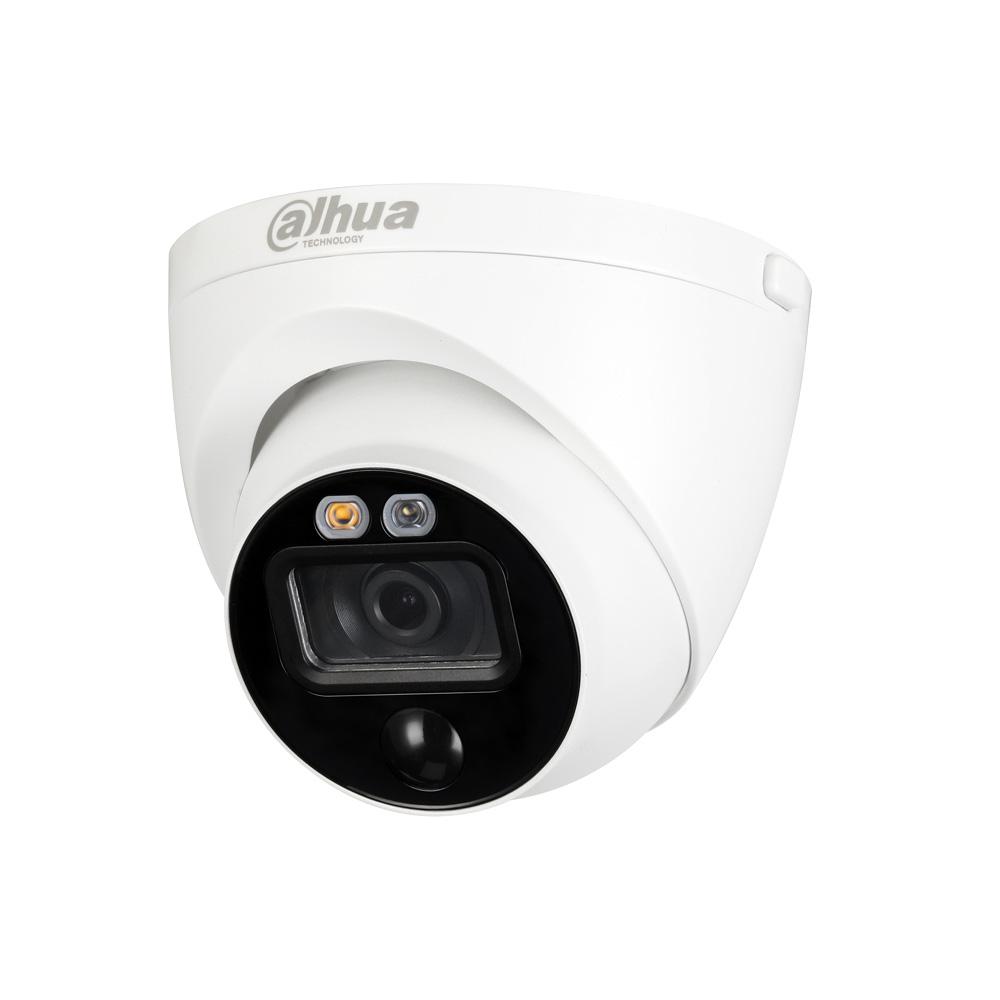 DAHUA-2215 | Dome fisso Dahua HDCVI con Smart IR 20 m per esterno