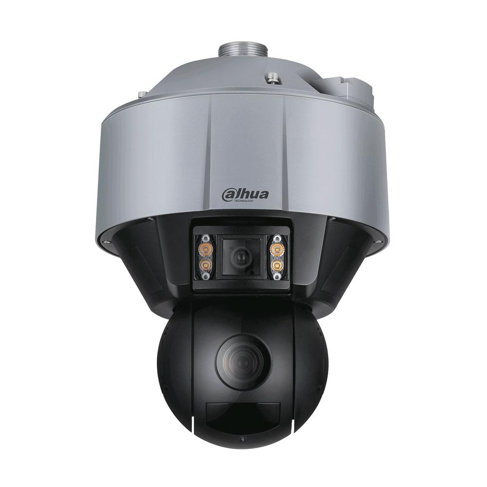 DAHUA-2246 | Domo dual motorizado StarLight IP de 120°/seg. con iluminación infrarroja de 100 m, para exterior