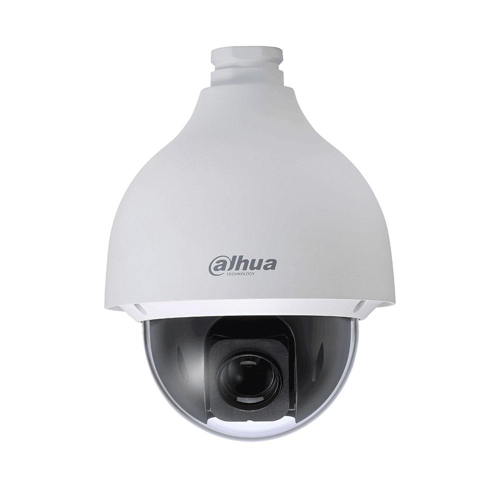 DAHUA-2252 | Dôme motorisé Dahua IP StarLight série AI 350L / s jour / nuit, anti-vandalisme pour l'extérieur