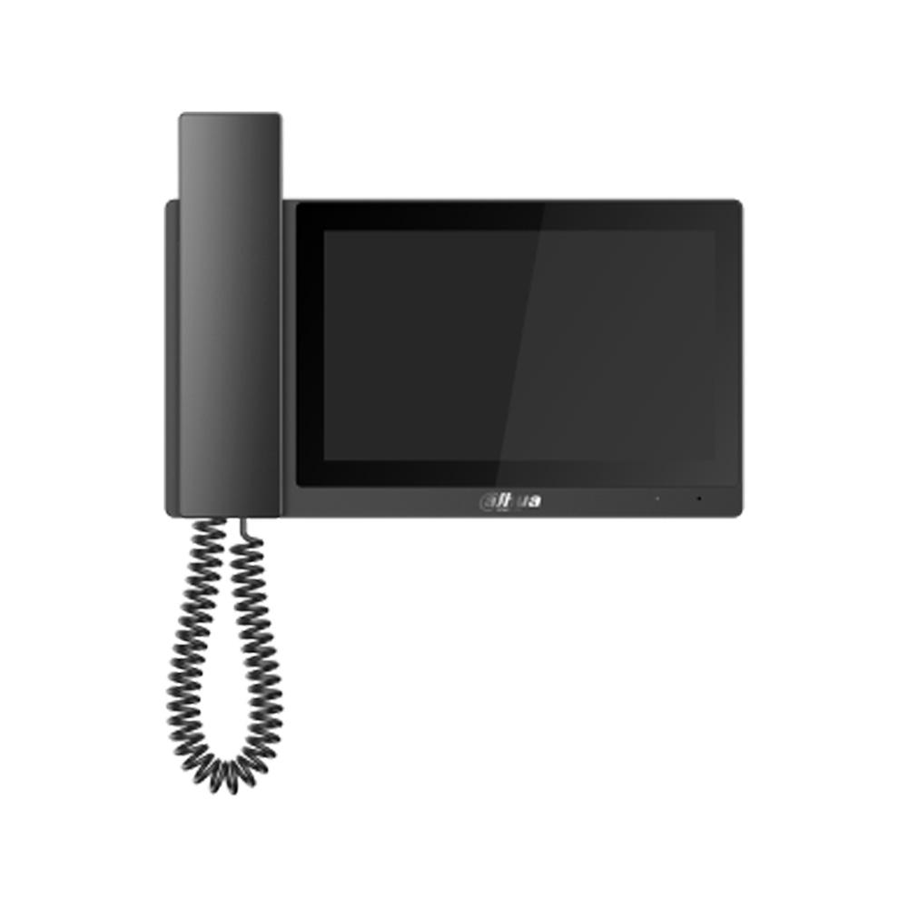 DAHUA-2259 | Monitor digital SIP de interior con auricular