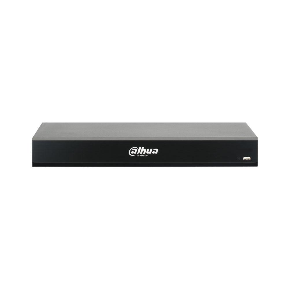 DAHUA-2596-FO | XVR 5 en 1 Dahua de 8 canales HDCVI/HDTVI/AHD/CVBS + 8 canales IP 8MP (sumado a las entradas BNC)