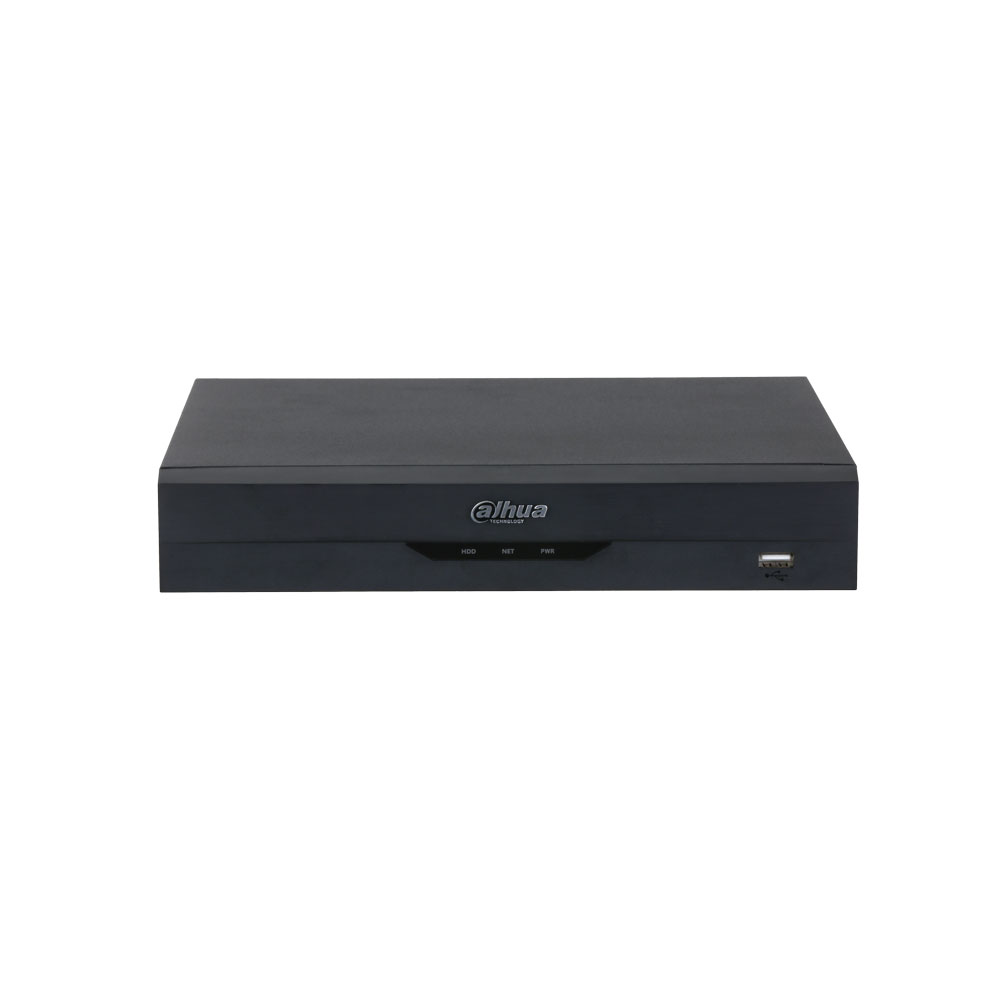 DAHUA-2597-FO | NVR IP Dahua de 4 canales 4K/8MP