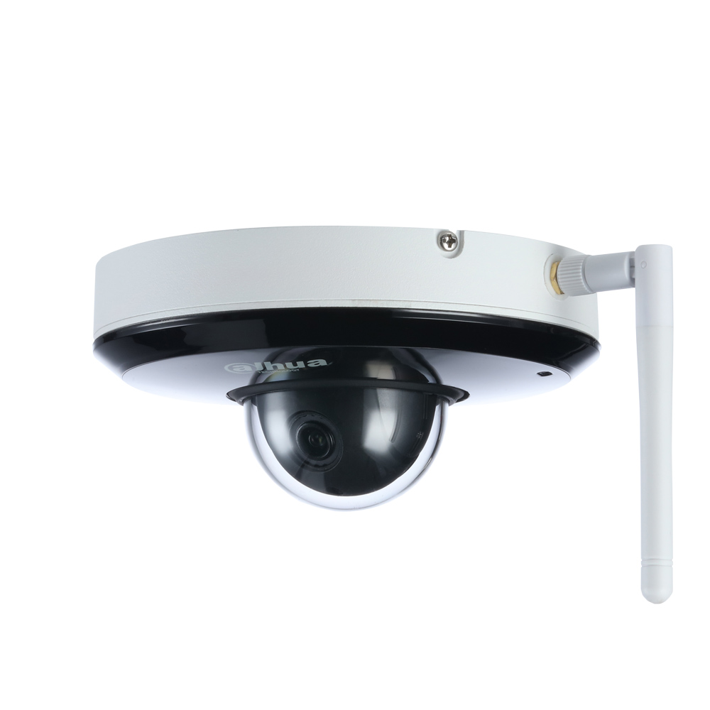 DAHUA-2609 | Mini motorized StarLight IP Wi-Fi dome 70 ° / sec. with IR lighting of 15m, vandal resistant for outdoors