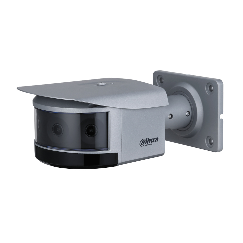 DAHUA-2614-FO | Cámara IP panorámica multi-lente 180° Dahua con iluminación IR de 30 m, antivandálica para exterior