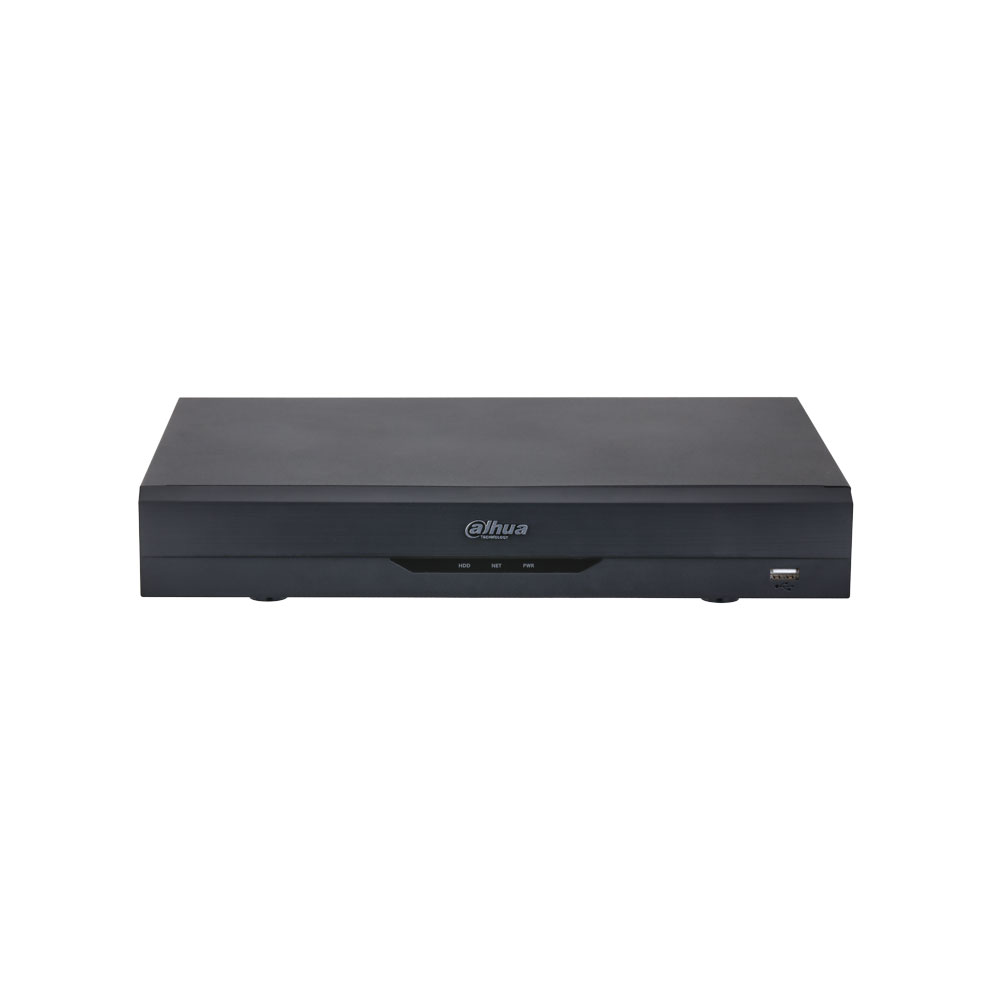 DAHUA-2633-FO | Dahua 5 in 1 XVR with 4 channels HDCVI / HDTVI / AHD / CVBS + 2 channels IP 6MP (added to the BNC inputs)