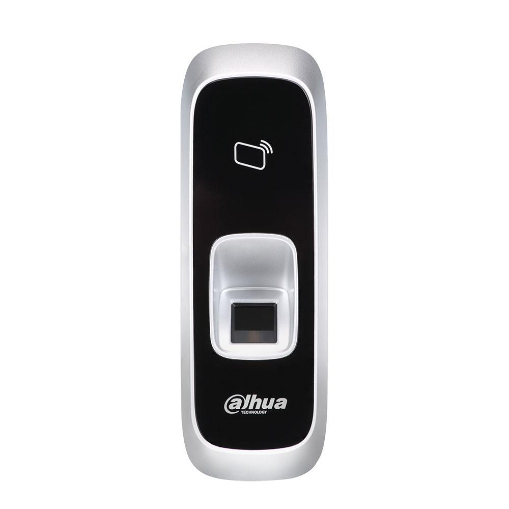 DAHUA-909N | Lector biométrico Dahua de control de accesos con lector de tarjetas MIFARE