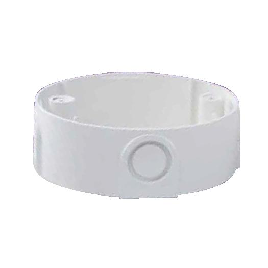 DEM-211 | Supplemento di montaggio per installazioni di tubo visto per rilevatori Horing Lih
