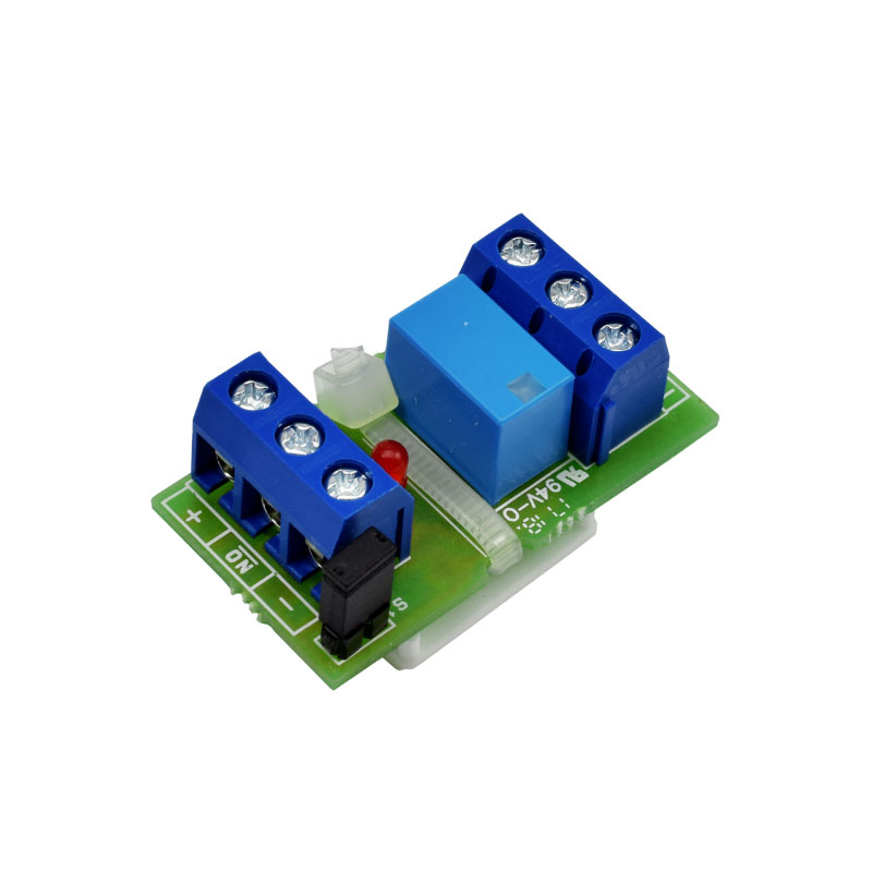 DEM-676 | 9 ~ 30V relay card with SPDT function (NC / NA)