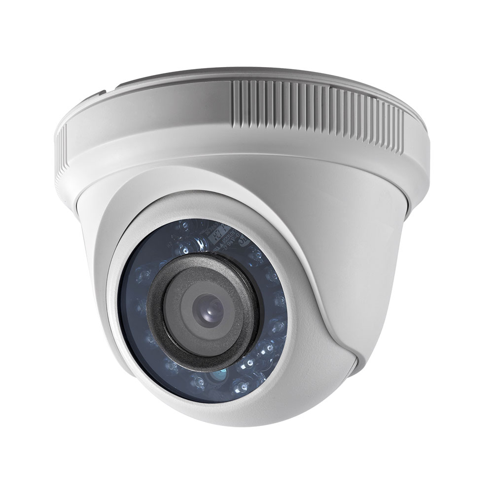 OEM-10 | HD-TVI dome PRO series with Smart IR of 20 m, for outdoors