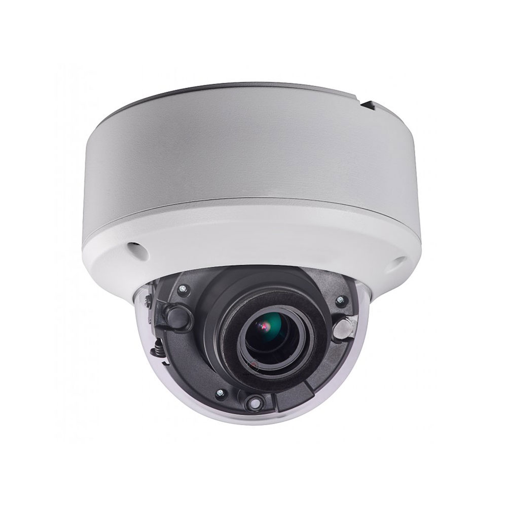 OEM-1 | HD-TVI StarLight vandal dome with Smart IR of 40 m, for outdoors