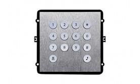 DAHUA-452 | Stazione videocitofono IP per esterno con keyboard per SAM-3557