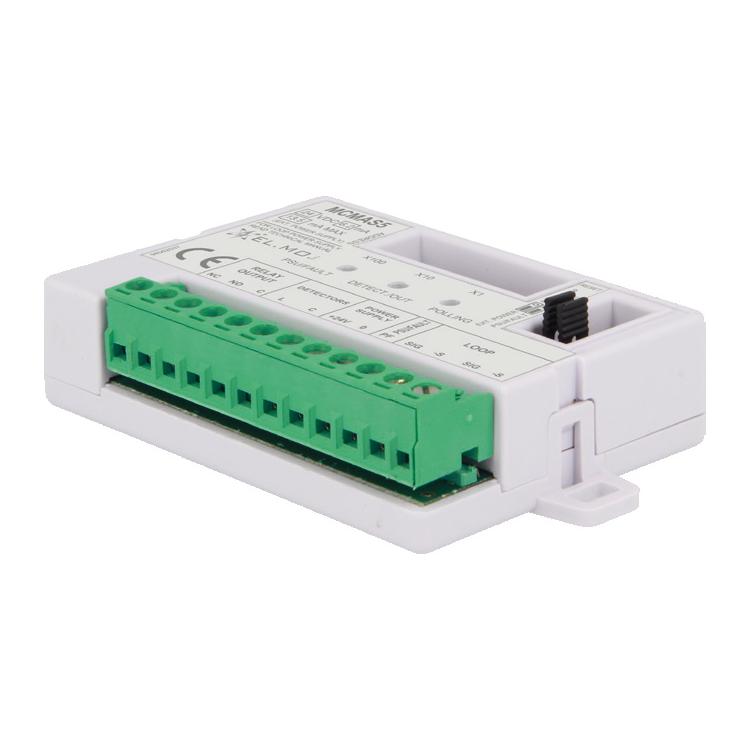 FOC-710 | Modulo di entrata di rilevatori convenzionali per sistemi di laccio analogico con protocollo AS