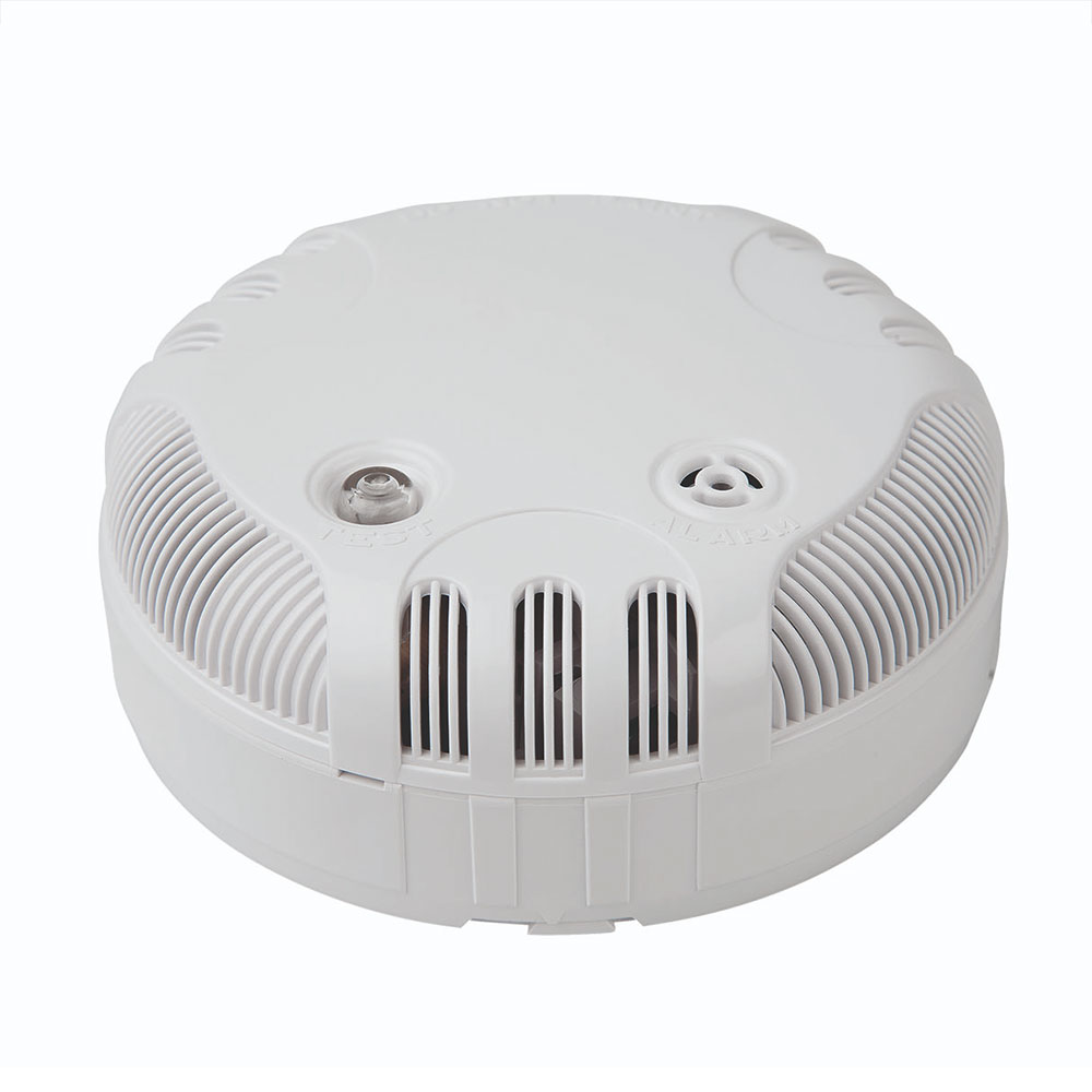 FOC-736 | Single station autonomous smoke detector with base included