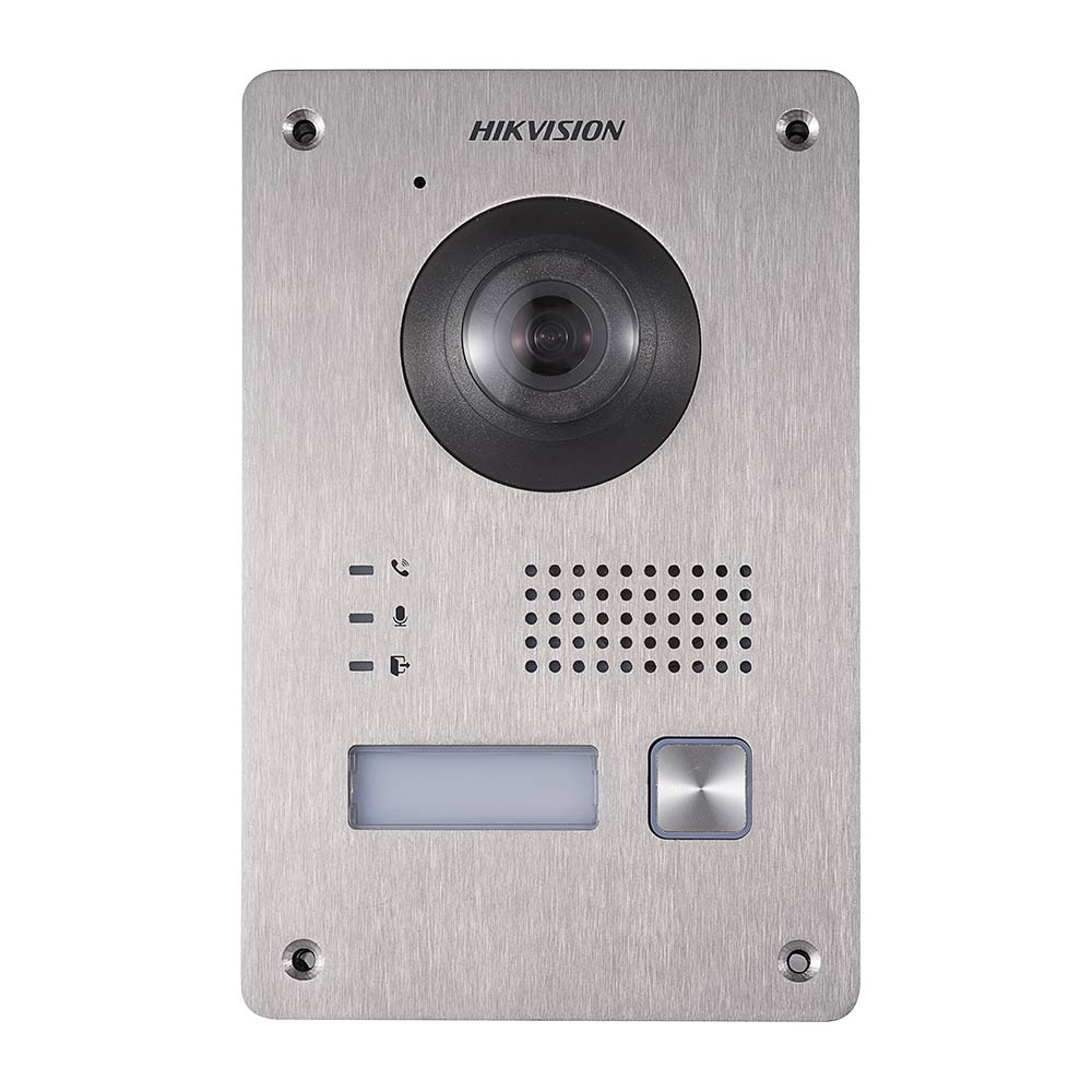 HIK-104 | 2 wire video doorphone station for outdoors