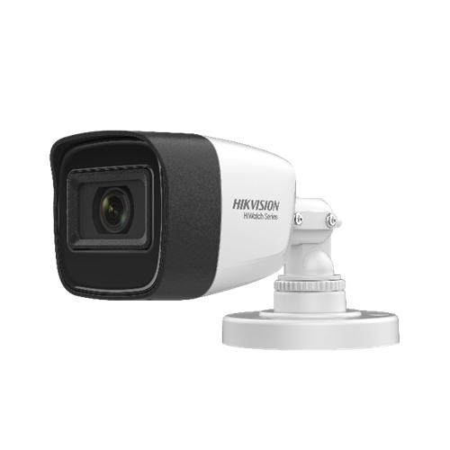 HIK-144   Cámara bullet 4 en 1 Serie HiWatch™ de HIKVISION® con iluminación Smart IR de 30 m para exterior
