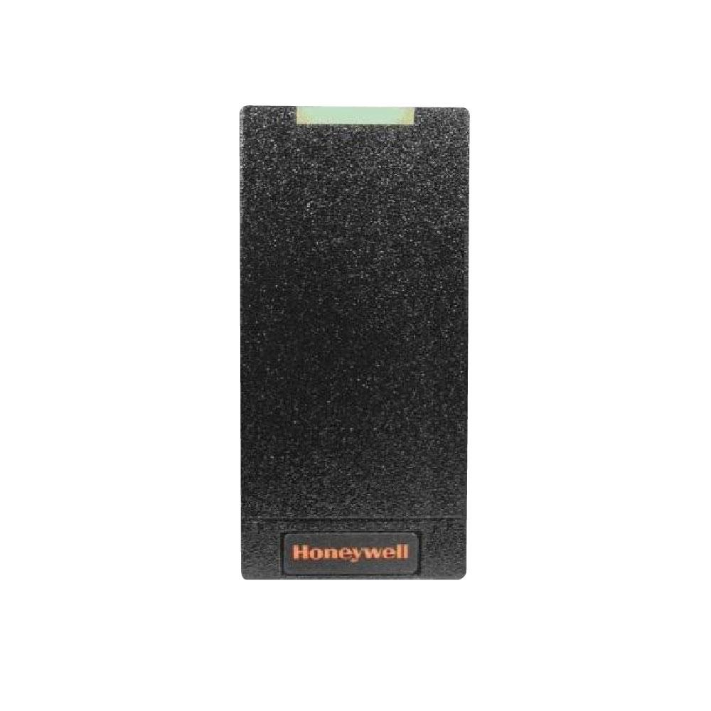 HONEYWELL-211 | Lector OmniClass 2.0 multitecnología de montaje en mainel, marco negro, pigtail de 45 cm