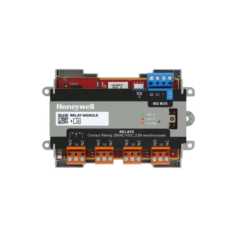 HONEYWELL-240 | Módulo espansor de 4 relés programables IB2 para MAXPRO